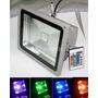 Foco Led 10 Watt Certificado Uso Exterior O Interior Colores