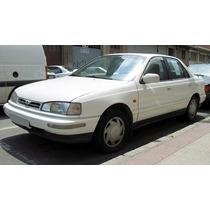 Libro De Taller Hyundai Elantra 1992-1995, Envio Gratis.