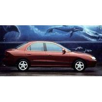 Libro De Taller Hyundai Elantra 1995-2000, En Inglés.
