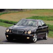 Software De Despiece Mercedes Benz E430, 1997-2002, Español