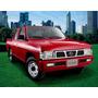 Libro De Taller Nissan D21 1980-2010.