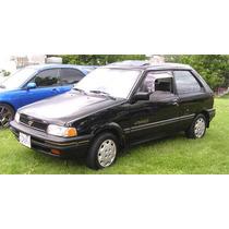 Libro De Taller Subaru Justy, 1989-1994, Envio Gratis