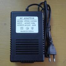 Transformador Adaptador De Corriente 220 A 110 Volts 200watt