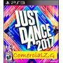 Just Dance 2017 Ps3 Digital - Incluye Pase Online - Cta. Rut segunda mano  Santiago