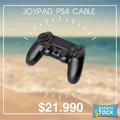 Joypad Ps4 Con Cable