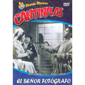 Animeantof: Dvd Cantinflas El Señor Fotografo - Angel Carasa