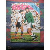 Revista Estadio N°1674, 9 Sept 1975 Juan Alvarez Wanderers