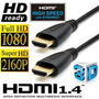Cable Hdmi 5 Metros Full Hd 1.4 Para Datos Audio Video En 3d