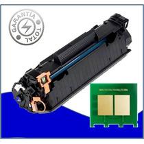Chips Toner Universal Hp 35a 36a 78a 85a 364a 255a 505a