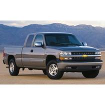 Libro Despiece Chevrolet Silverado, 1997-2005, Envio Gratis.