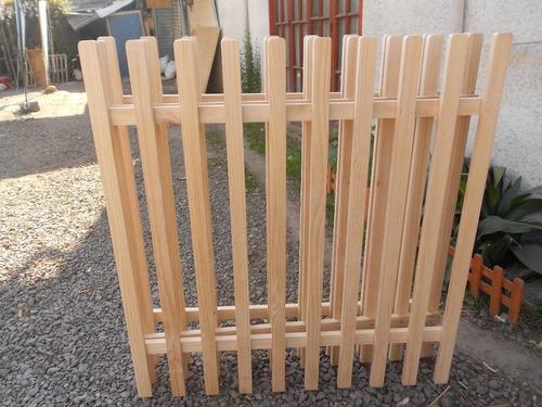 Rejas plegables de madera 9000 sourf precio d chile - Rejas de madera ...