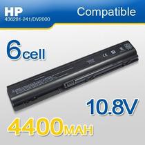 Bateria Hp Compaq Dv2000 F500 F700 C500 Pavilion Presario