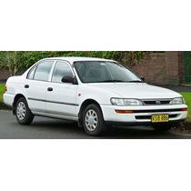 Software De Despiece Toyota Corolla 1983-1998, En Español !!