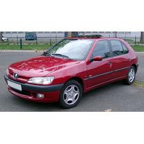 Libro De Despiece Peugeot 306, 1993-2002, Envio Gratis.