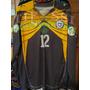 Camiseta Chile Oficial Clasificatoria Arquero. Puma