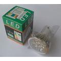Ampolleta Led Gu10 4x2w 640 Lúmenes (luz Blanca)