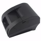 Impresora Térmica Pos Usb Y Rj11 Para Rollo 58mm / Impowick