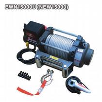Winche Electrico 15.000 Libras 12 Y 24 Volts Marca Kun Winch