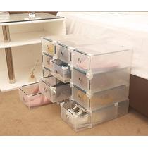 Organizador De Zapatos, Pack Con 10 Unidades