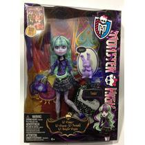Muñeca Monster High - Twyla - 13 Wishes