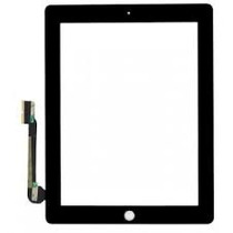 Repuesto Tactil Touch Screen Ipad 3 Negro Blanco Digitaliza