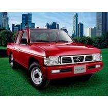 Motor Y Varillas Limpiaparabrisas Nissan D21