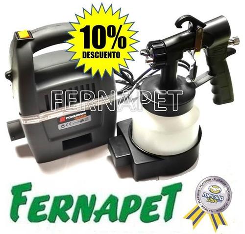 Pistola para pintar powermaq incluye compresor - Pistola para pintar precios ...
