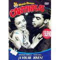 Animeantof: Dvd Cantinflas A Volar Joven - Armando Arriola