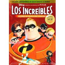 Dvd Original: Los Increibles - Disney Pixar Edicion 2 Discos