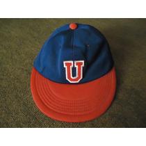 Jockey (gorro) Universidad De Chile, U. De Chile, La U