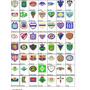 Bordados De Equipos De Futbol, Los Principales Del Mundo