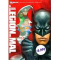 Animeantof: Dvd Liga De La Justicia- La Legion Del Mal- Doom