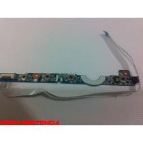 Boton De Encendido Con Flex Sony Vaio Pcg-41215u