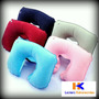 Almohada Cervical Inflable + Antifaz + Tapones, Oferta!!!