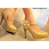 Zapatos Novia-graduación-fiesta-año Nuevo-matrimonios(eco)