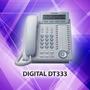 Usado, Teléfono Panasonic Kx-dt333 segunda mano  Santiago