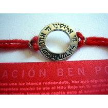 Kabbalah Pulsera Autentico Hilo Rojo Cabala De Israel