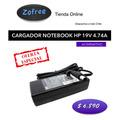 Cargador Notebook Hp Universal Alternativo 19v 4,74a 90w