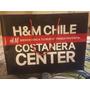 Bolsa H&m Inauguracion Tienda Costanera Center Para Coleccio