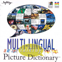 Software Multilingual Picture Dictionary.