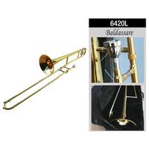 Trombón Tenor 6420l Dorado Baldassare