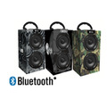 Parlante Bluetooth Recargable Radio Fm Mp3 Usb Sd Auxiliar