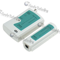 Tester/probador De Cable De Red Mt-7051