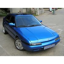 Libro De Usuario Mazda 323f / Artis / Familia (1989-1993)