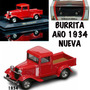 Pick-up Nuevas 1:43 Gmc 1950,ford 1934,ford F-100 1953,11 Cm