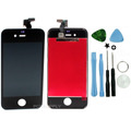 Pantalla Lcd+tactil+herramientas  Iphone 4s Blanco Y Negro