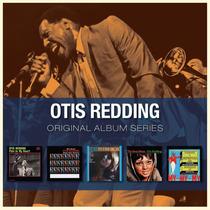 Otis Redding - Original Album Series (5 Cds Pack)