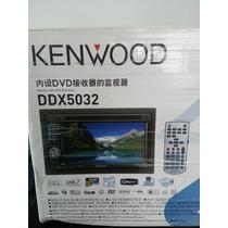 Combo Radio Kenwood Ddx5032 Amplificador Bazuca Cables