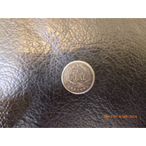 Moneda Cuarto Real Guatemala 1895 Plata 0.835 - 5 Estrellas