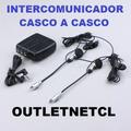 Intercomunicadores Para Moto Cascos